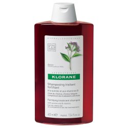 Sampon stimulant si fortifiant cu chinina si vitamine B, 400 ml, Klorane
