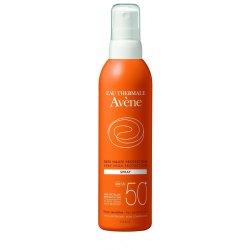 Spray pentru protectie solara SPF 50+ Avene, 200 ml, Pierre..