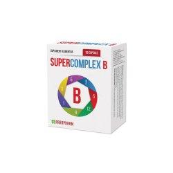 Super Complex B, 30 capsule, Parapharm