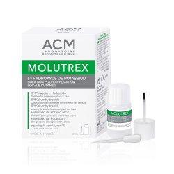 Tratament pentru Molluscum Contagiosum Molutrex, 3 ml, Acm