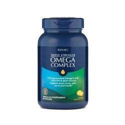 Ulei de peste Omega Complex Triple Strength (764721), 90 capsule,..