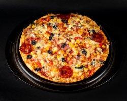 Pizza Țărănească de Porc image
