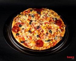 1+1 Pizza Țărănească de Porc Medie image