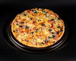 Pizza Țărănească de Pui image