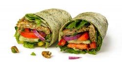 Wrap Spicy Veggie image