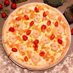 Pizza Creveți image