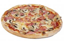 Pizza Prosciuto & Funghi image