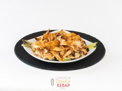 Salată carne pui image