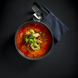 Supă Tom Yum cu fructe de mare  image
