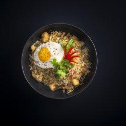 Orez Prăjit cu Creveți  image