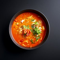 Thai Coconut Red Curry Tofu  image