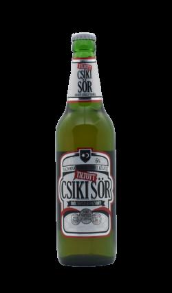 Csíki sör - Bere blondă Csíki Sör