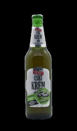 Csíki sör - Tiltott Csíki krém Sör
