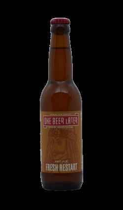 One Beer Later - Fresh Restart
