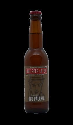 One Beer Later - Jos Pălăria