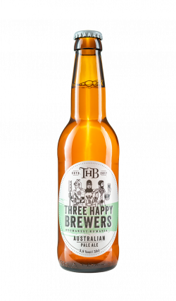 Three Happy Brewers - Australian Pale Ale