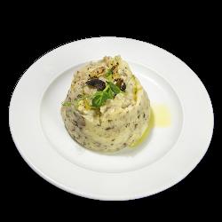 Piure de cartofi cu trufe/Mashed poatatoes with truffle image