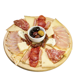 Platou Charcuterie & Brânzeturi 2 persoane/Charcuterie & Cheese platter for 2 persons image