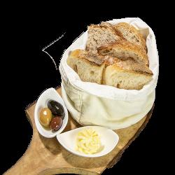 Bread basket/Coș cu pâine image