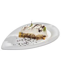 Tartă de prune cu mascarpone/Plum tart with mascarpone image