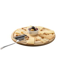 Platou mic dejun Brânzeturi & Charcuterie/Charcuterie & Cheese platter image