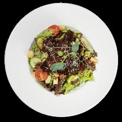 Salată cu vită/ Beef salad image