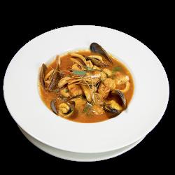 Supă Hambar de pește/Hambar fish soup image