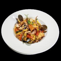 Paste cu fructe de mare/ Seafood pasta image