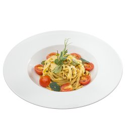 Paste A.O.P. și roșii cherry/Pasta A.O.P. with cherry tomatoes image