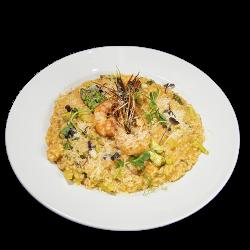 Risotto cu creveți/Shrimp risotto image