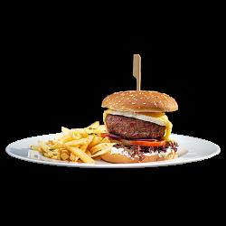 Burger Hambar/Hambar burger image