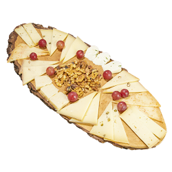 Platou brânzeturi 4 persoane/Cheese platter for 4 persons image