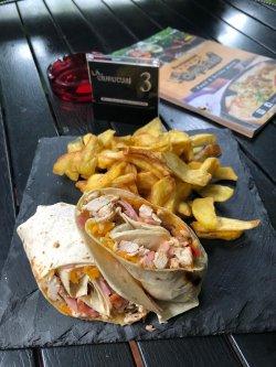 Sandwich A La Mexico image