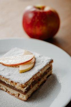 Plăcintă cu mere image