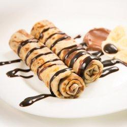 Clătite cu Nutella  image