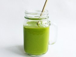 Smoothie spinach image
