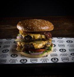 Double Burger image