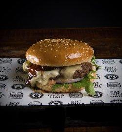 Burger Italian image
