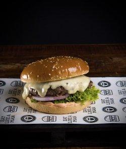 Burger Raclette image