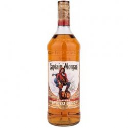 Captain morgan spice gold 1l image