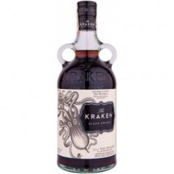 Kraken black spiced image