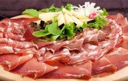 Misto formaggi e salumi Italiani  image