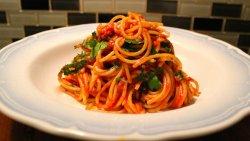 Spaghetti all`Arrabiata image