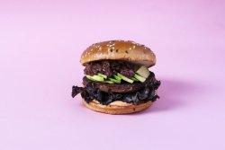 Tropical burger image