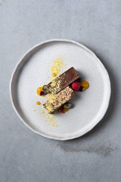 Mousse de ciocolată și cocos  image