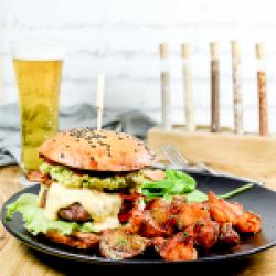 1+1 Gratuit: Guacamole burger image