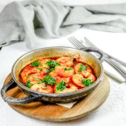 Spicy shrimps image