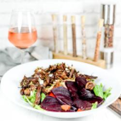 Smokey beef salad image