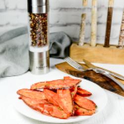 Sweet potatoes & chilli image