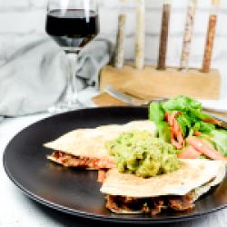 Chilli brisket tortilla  image